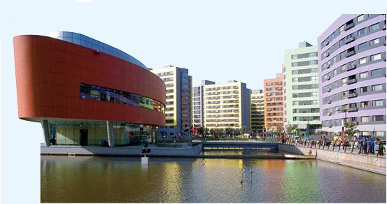 天津市阳光100国际新城
